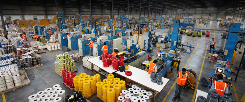 Manufacturing Facilities - RR Kabel