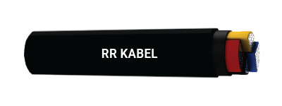 Power Cables - AYY-YY-3.5 Core  - RR Kabel