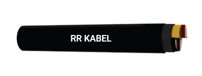 Power Cables - AYY-YY-4 Core  - RR Kabel