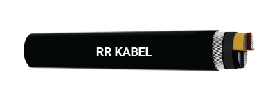 Power Cables - AYFY-YFY-AYWY-YWY-4 Core  - RR Kabel