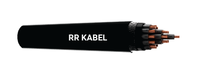 Power Cables - YY-YFY-YWY-2.5 Sq. mm  - RR Kabel