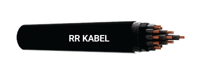 Power Cables - 2XY-2XFY-2XWY-2.5 Sq. mm  - RR Kabel