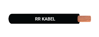 Application based cables - Weldex - SI - Single Insulated - RR Kabel