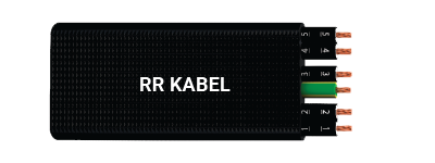 Application based cables - Elevator Cable - RR Kabel