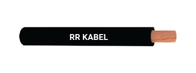 Auto Cables - PVC Battery Cable- RR Kabel