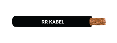Auto Cables - Elastomeric Battery Cable- RR Kabel