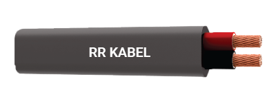 PVC Twin Core Flat Cable IS 694 - RR Kabel